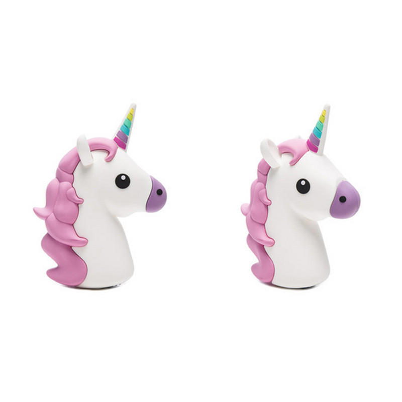 Kawaii Unicorn Emoji Portable Powerbank Charger Accessory for iPhone    Android Phones e5fd254a6a29