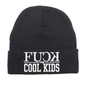 Good Life Fuck The Cool Kids Beanie : Karmaloop.com - Global Concrete Culture