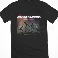 Imagine Dragons Night Visions Unisex/Men Tshirt All Size