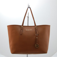 MICHAEL Michael Kors Travel Jet Set tote
