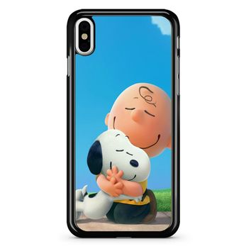 Snoopy And Charlie iPhone X Case