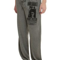 Harry Potter Newspaper Guys Pajama Pants