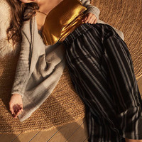 Silence + Noise Lara Mid-Rise Culotte Pant | Urban Outfitters