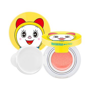 A'PIEU AIR-FIT Cushion Blusher DORAEMON EDITION CR01 COAL BLUSHER