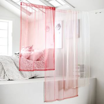 Isabella Rose Taylor Hanging Sheer Panels