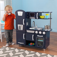 KidKraft Navy Vintage Kitchen - 53296
