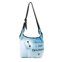 Disney Big Hero 6 Baymax Hello Hobo Bag