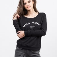 Soho Sweatshirt