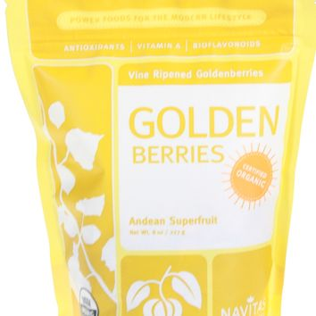 Navitas Naturals Golden Berries 8 oz