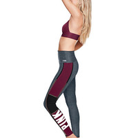 Bonded High Waist Legging - PINK - Victoria's Secret