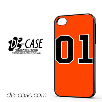 Retro Dukes Of Hazzard General Lee DEAL-9226 Apple Phonecase Cover For Iphone 4 / Iphone 4S