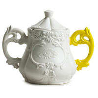 Seletti: I-Ware Sugar Bowl Yellow, at 9% off!