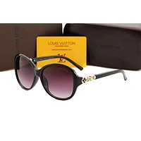 LV Fashion Popular Sun Shades Eyeglasses Glasses Sunglasses