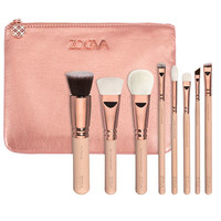 Zoeva Rose Golden Luxury Brush Set Vol 2 | Brushes / Kit