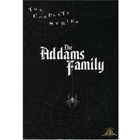 The Addams Family DVD Complete Series Box Set
