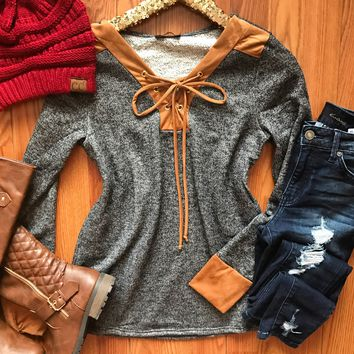 Out Of The Woods Sweater