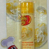 Jelly Belly Buttered Popcorn Flavored Lip Balm .12 oz