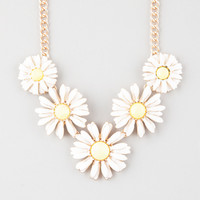 FULL TILT 5 Daisy Necklace | Necklaces