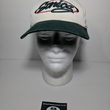 VTG Seattle Supersonics Sonics Hat Baseball cap Annco Snapback NBA basketball