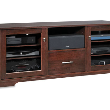 Horizon EX 62w Solid Wood Media Console