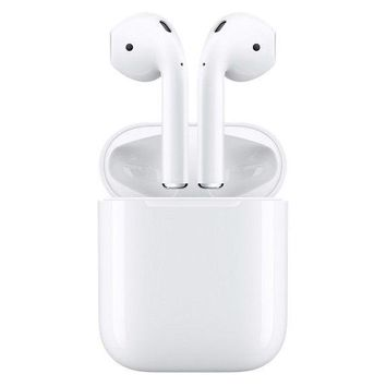 Apple Airpods In- Ear Wireless Headphones (By Apple) - White - New and Sealed