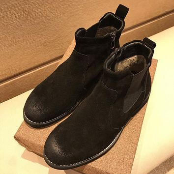 Boys & Men Prada Fashion Casual Flats Shoes Boots Shoes