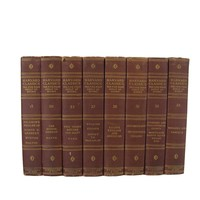 Harvard Classics for Fabulous Farmhouse Decor , S/8
