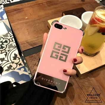 Luxury GIVECHY Case for iPhone 7 8 XS MAX XR