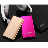 Pinboo P500 6000mAh Mobile Power Bank Portable Charger with LED Indicator Light for iPhone Samsung = 1845633604