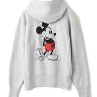 Champion x Beams Boy x Disney Hoodie Sweatshirt