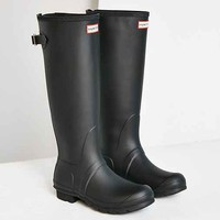 Hunter Original Adjustable Back Tall Rain Boot