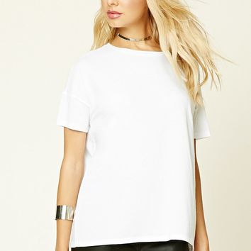 Contemporary Boxy Tee