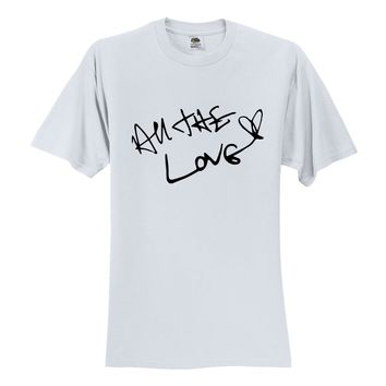 "Harry Styles ""All The Love Autograph"" T-Shirt"