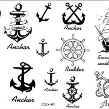 tile stickers black patterns also free mickey black   white clipart additionally letter symbol tattoos as well our home as well latest new design new release temporary tattoo waterproof anchor nautical tattoo stickers. on romantic bathroom designs