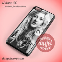Ellie Goulding Phone case for iPhone 5C and another iPhone devices