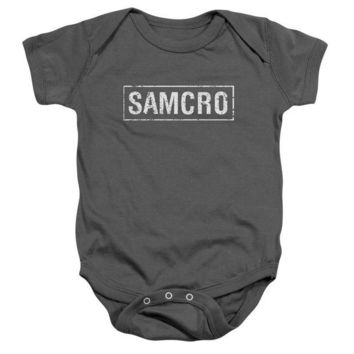 ac spbest Sons Of Anarchy - Samcro Infant Snapsuit