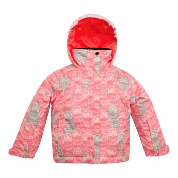 Roxy - Girls 2-6 Mini Jetty Jacket