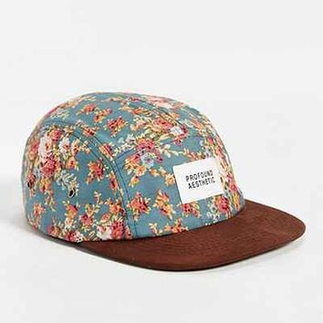 Profound Aesthetic Portland Suede Brim 5-Panel Hat - Urban Outfitters