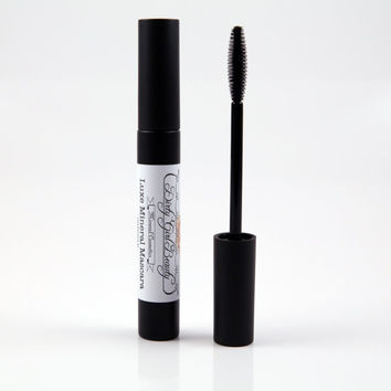 Luxe Mineral Mascara - CHOCOLATE Brown - Vegan