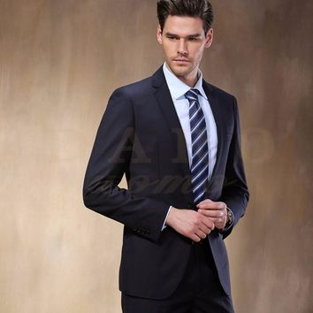 DARO Men Classic Suits 2018 Blazer Suit Casual Jacket Slim Fit Custom Tailor Clothing DR8602
