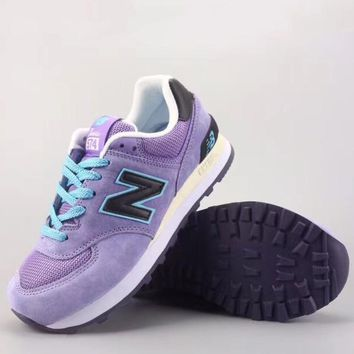 New Balance Wl574 Fashion Casual Sneakers Sport Shoes-6
