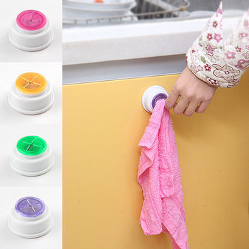 1PCS Creative Wash Cloth Clip Holder Clip Dish Clout Storage Towel Rack Clips Hooks Bathroom Multifunction Tools