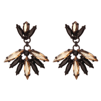 Leaf Earrings by LK Designs