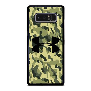CAMO BAPE UNDER ARMOUR Samsung Galaxy Note 8 Case Cover