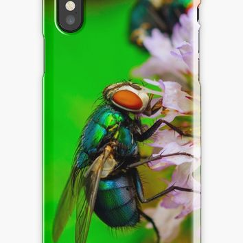 'Fliege' iPhone-Hülle & Cover by zappwaits