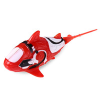 1PCS Cute Childen Robotic Pet Holiday Gift Swimming Electronic Fish Robofish Activated Battery Powered Robo Swimmer Toy