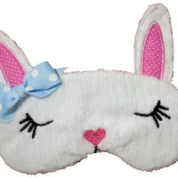 Sweet Kawaii Bunny Rabbit Sleep Mask Handmade Eye Mask