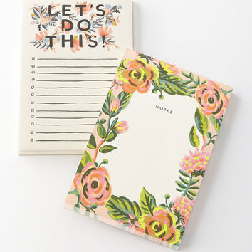 Rifle Paper Co Lets Do This and Jardin Notepads | Neiman Marcus