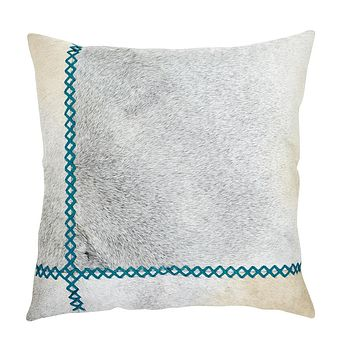 Windsor Pillow - Turquoise