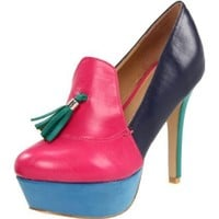 Lovely People Women's Agnes Pump - designer shoes, handbags, jewelry, watches, and fashion accessories | endless.com